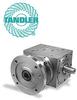 Flange Mount Spiral Bevel Gearbox -- F 00 1.25:1 - Image