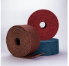 Standard Abrasives 830035 A/O Aluminum Oxide AO Deburring Roll - Medium Grade - 12 1/2 in Width x 25 yd Length - 33497 -- 051115-33497