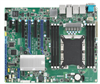 LGA 3647-P0 Intel® Xeon® Scalable ATX Server Board with 6 DDR4, 5 PCIe x8 or 2 PCIe x16 and 1 PCIe x8, 8 SATA3, 6 USB3.0, Dual 10GbE, IPMI -- ASMB-815 -Image