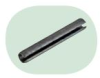 Roll Pin - Hardened Steel, DIN I 48 I/ISO 8752 -- MD1481MXO020X005 - Image