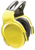 Ear Muff,28dB,Headband,Yellow -- 6CCY7
