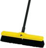 Rubbermaid Black Tampico Floor Sweep - 18