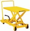 Scissor Lift - Light Duty Portable Manual -- PM24-10
