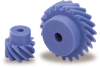 Plastic Screw Gear -- KPN