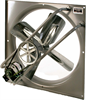Low Pressure Belt Drive Exhaust Wall Fans -- Airmaster
