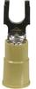 3M(TM) Scotchlok(TM) Block Fork Vinyl Insulated, 50/bottle, MV10-10FBX -- 70113249 - Image