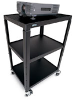 Projector Cart with Electrical Outlets -- A2642E