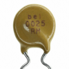 PTC Resettable Fuses -- 0ZRM0025FF2C-ND - Image