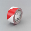 3M(TM) Hazard Warning Tape 767 Red/White, 2 in x 36 yd 5.0 mil, 24 per case Bulk -- 021200-43186