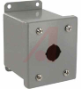 ENCLOSURE, MINI PUSHBUTTON, NEMA 12,13,4.25 X 3.06, 1 HOLE -- 70164692 - Image