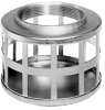 Square Hole Steel Strainer -Image