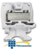 Ideal Terminal Block 600V/30A Channel Clamp (Pkg of 100) -- 0925