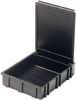 Hinged SMD Conductive Storage Box -- SM0876