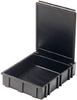 Hinged SMD Conductive Storage Box -- SM0876 - Image
