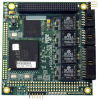 MIL-STD-1553 Two-Channel PC/104+ Board, 8 Discrete Digital I/O -- BRD1553PC104-STD