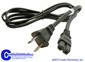 AC  Power Cords -- IEC(2W)- USN CORDSET- POLARIZED - Image