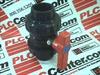 BALL VALVE THREAD 1-1/4INCH PVC HDPE/EPDM -- CPXMA2014