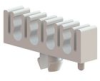 Fiber Clips - 4 Slot, 8 Cables, 3mm, Snap In -- OFB3P-4-19 -- View Larger Image