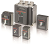 Low Voltage Molded Case Circuit Breakers -- Tmax T4