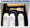 Craquelure Texture Coating