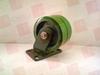 HAMILTON CASTER & MFG S-HS2-6DB ( CASTER DBL 6INCH WHEEL DURALAST SWIVEL ROLLER BRG ) -Image