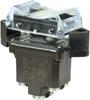 TP Series Rocker Switch, 2 pole, 3 position, Screw terminal, Flush Panel Mounting -- 2TP12-7 -Image