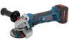 BOSCH 4-1/2 In. 18 V Cordless Angle Grinder -- Model# CAG180-01 - Image