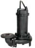 Submersiblecast Iron Submersible Sewage Pump -- Model DLU