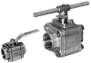Fire Safe High Performance Ball Valve -- Model 2