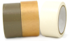 2.2mil Natural Rubber UPVC Carton Sealing Tape -- CARTUPVC 3400