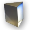 Equilateral Dispersing Prism- AR Coated -- PES3535