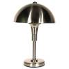 Incandescent Table Lamp with Steel Shade, Brushed Steel, 19- -- LED-L9097 - Image