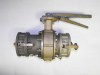 """Valve assy, butterfly 4"""" (LH-F, RH-M) -- 300.2580 -- View Larger Image"""