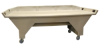 Beige Sortasaurus Ergonomic Sorting Table -- 50961
