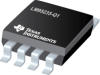 LM95235-Q1 Precision Remote Diode Temperature Sensor with SMBus Interface and TruTherm? Technology -- LM95235QEIMM - Image