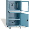 Computer Cabinet with Ajustable Shelf (30