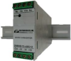 DC-DC Converter, 15 Watt Single and Dual Output DIN Rail, Wide Input -- DMWB15 - Image