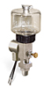 "(Formerly B1763-7X00), Single Feed Electro Lubricator, 5 oz Polycarbonate Reservoir, 1/4"" Male NPT, 120V/60Hz -- B1763-0051B1S21206W -- View Larger Image"
