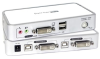 Linkskey LDV-212ASK DVI KVM Switch - USB, Audio -- LDV-212ASK