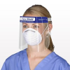 Protective Face Shield, Anti-Fog, Blue -- 90640 -Image