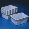 Akro-Mils® Nesting Tote Boxes -- 50085 - Image