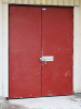 Paired Swing Door -- Custom