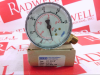 COMMERCIAL GAUGES - TYPE 111.10 -60 PSI- SIZE 2.5
