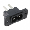 Power Entry Connectors - Inlets, Outlets, Modules -- 486-3278-ND