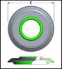 Self-Sealing Washer -- 75101