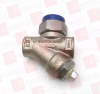 SPIRAX SARCO TD42H-1/2 ( HIGH CAPACITY THERMO DYNAMIC STEAM TRAP, 1/2IN, FNPT, 752 DEG F, 600PSIG, COOL BLUE, 0680662 )