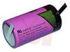 Battery, Lithium; Lithium; 3.6 V; -55 degC; 85 degC; 51 cubic centimeters; 3.2 -- 70102883 - Image
