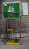 Gravity Fed Tank Showers -- GFTS15WC - 1500 Liter Tank-Fed Safety Shower for Warm Climates -- View Larger Image