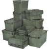 18.75 Gallon Heavy Duty Attached Top Tote Containers -- 53017