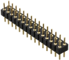 Rectangular Connectors - Headers, Male Pins -- 1212-1224-ND